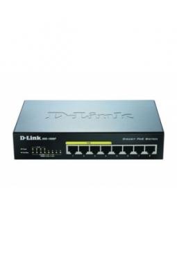 8-port-poe-switch D-Link