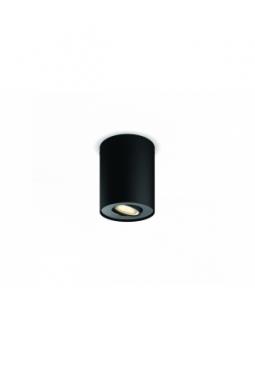 Philips hue Aufbauspot Pillar 56330/30/P8 Schwarz