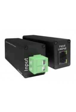 DoorBird 2-Draht Ethernet PoE Konverte