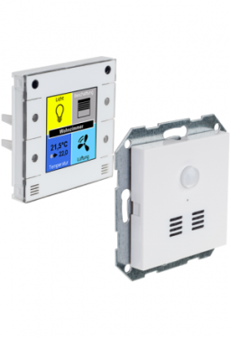 U::lux Switch digitalstrom Ready mit Bewe+rh+temp