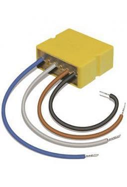 GE-TKM300 Licht Tasterklemme 1-fach mit Dimmer