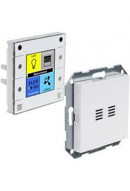 U::lux Switch digitalstrom Ready mit Modul CO2+rh+temp