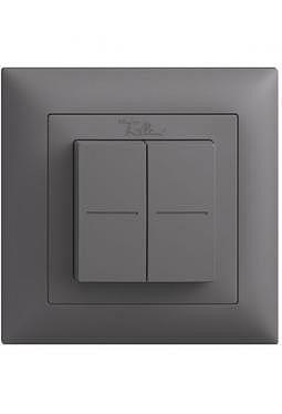 HUE Smart Light Control EDUE FMI Dunkel Grau