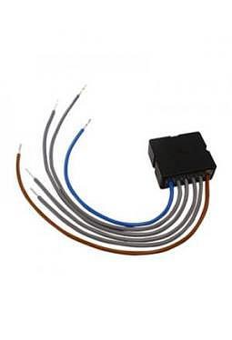 Taster- und Sensorklemme 4-fach SW-SKM300
