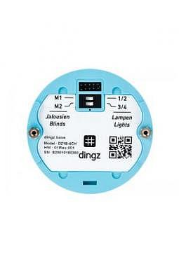 dingz base Basisgerät für UP-Montage