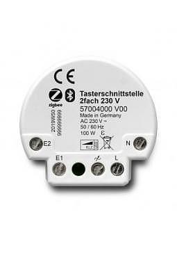 Zigbee Tasterschnittstelle 2fach 230 V